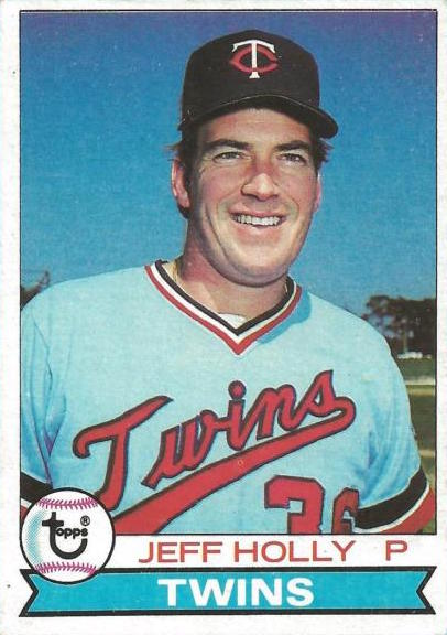 1979 Topps Jeff Holly