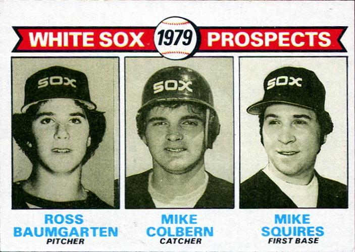 1979 Topps Ross Baumgarten