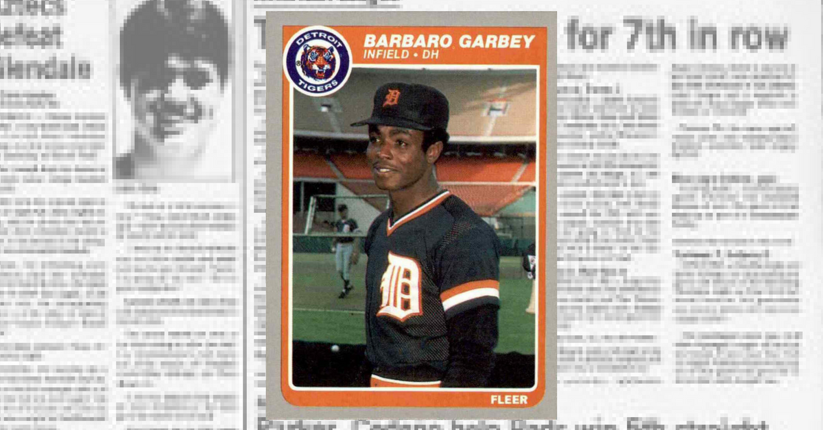 Donuts and Box Scores — Sunday Mornings with Barbaro Garbey