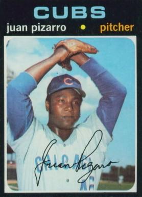 1971 Topps Juan Pizarro