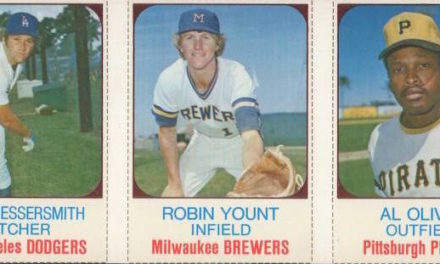 This Robin Yount Baseball Card Proves He Was Sweeter than George Brett