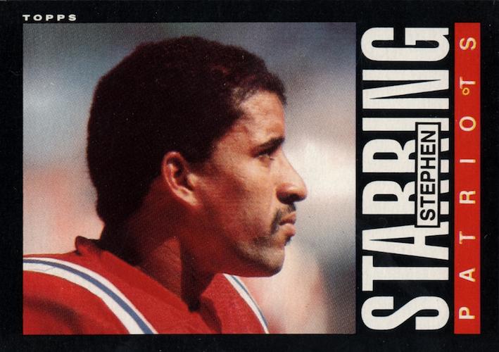 1985 Topps Stephen Starring
