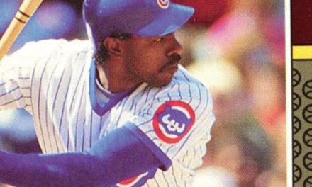 The Andre Dawson Baseball Card Only a Blank Check Could Buy