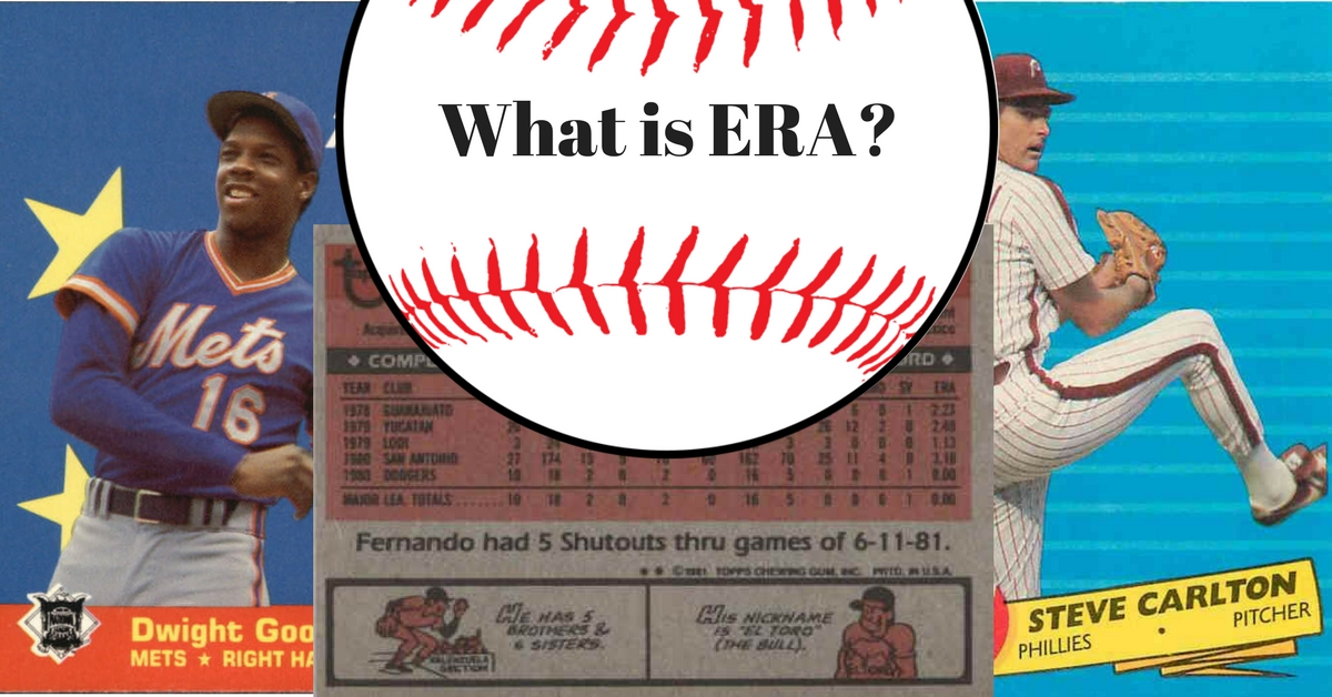 What Is ERA in Baseball?