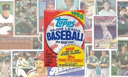 1988 Topps Baseball Cards – The Ultimate Guide
