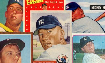 Mickey Mantle Baseball Cards: Complete Visual Guide to the Mick's Best