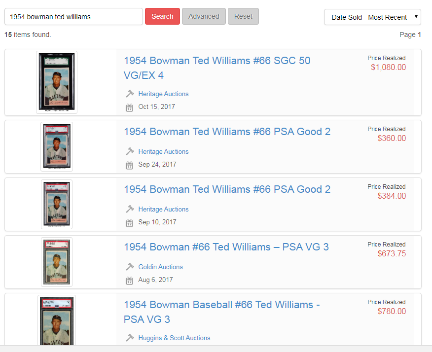 6 Tools To Answer The Question How Much Are My Baseball Cards Worth