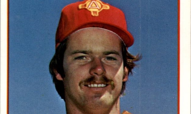 The First Rick Sutcliffe Baseball Card Clawed Its Way into the Spotlight