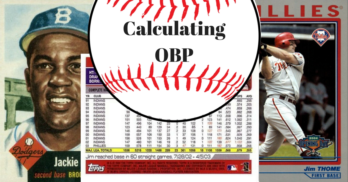 What Is the On-Base Percentage Formula in Baseball?