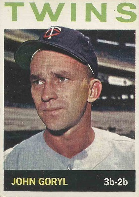 1964 Topps John Goryl
