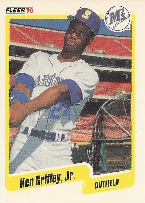 1990 Fleer Baseball Cards Which Are Most Valuable
