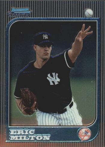 1997 Bowman Chrome Eric Milton