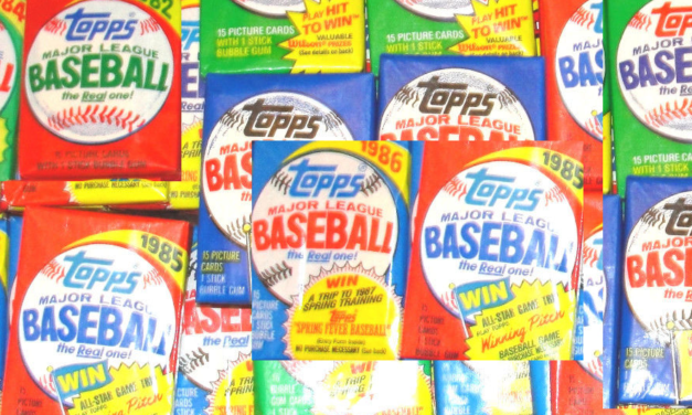 Wow! Wax of the Day — Unopened Baseball Card Treasures to Drool Over (archive)