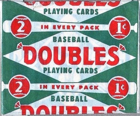 1951 Topps Blue Backs Unopened Wax Pack