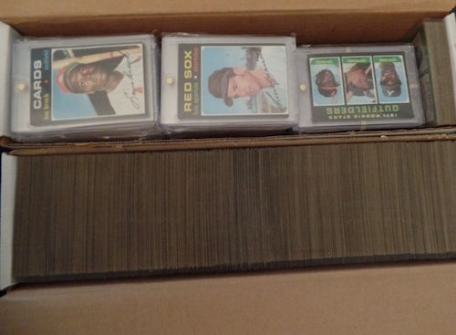 1971 Topps Complete Set