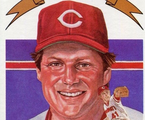 The Best 1982 Donruss Card Proves Tom Seaver Was a Diamond King