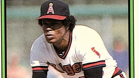 Even Rod Carew Can't Believe How Good His 1983 Donruss Card Is