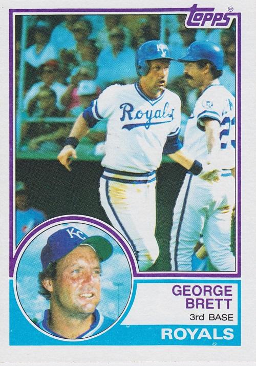 1983 Topps George Brett