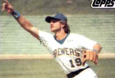 Robin Yount Forgot to Stop Being Great on His 1984 Topps Baseball Card