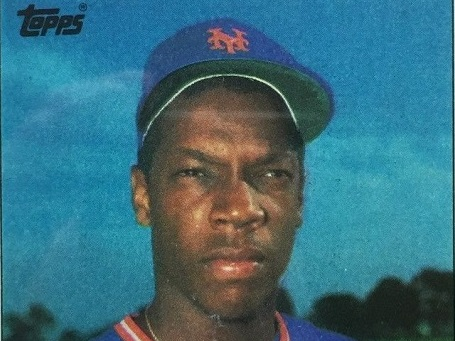 Stop Denying the Greatness of the 1985 Topps Dwight Gooden Rookie Card