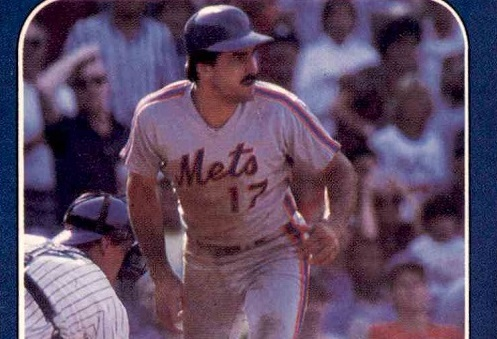 1986 Fleer Keith Hernandez Baseball Card Reveals The Dirty Truth
