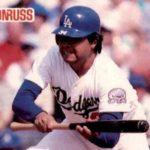 1988 Donruss Fernando Valenzuela Refused to Sacrifice Curb Appeal