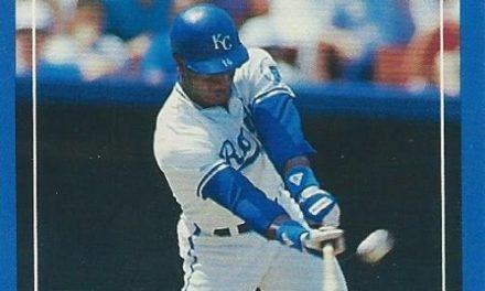 Bo Jackson Can Do Anything on His 1988 Score Baseball Card
