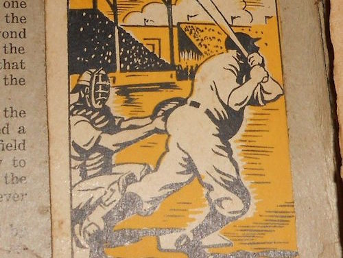 Flash Market Report — What Old Baseball Cards Sold Big this Week?  (7/22/2018)