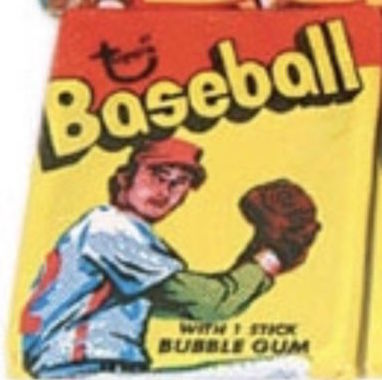 1973 Topps Wax Pack