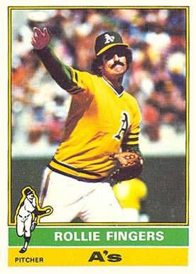 1976 Topps Rollie Fingers