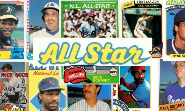 The All-Time 1980s Topps All-Star Team
