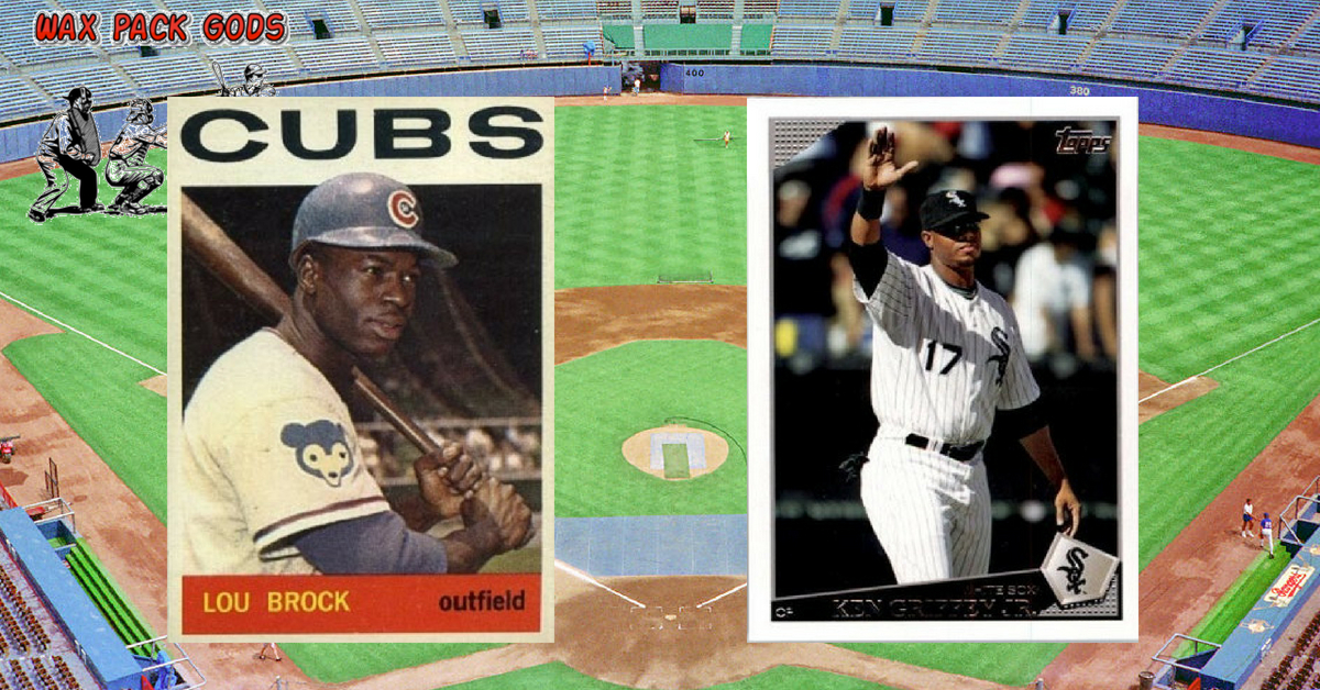 Swapped Hall Of Fame Baseball Cards And The Trade Deadline