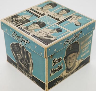 Flash Market Report — What Old Baseball Cards Sold Big this Week?  (7/1/2018)