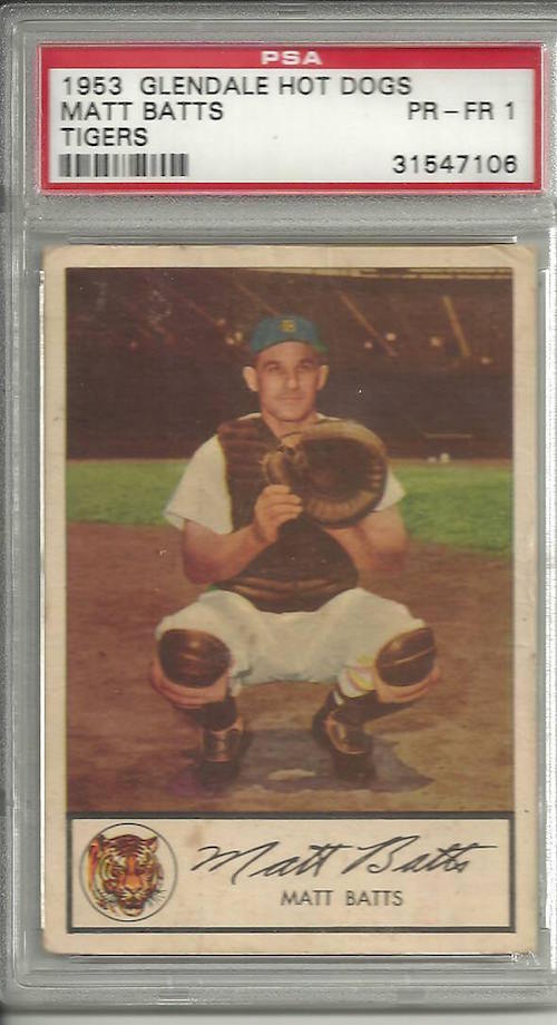 5 Droolworthy Food Issue Baseball Card Lots For Sale Right