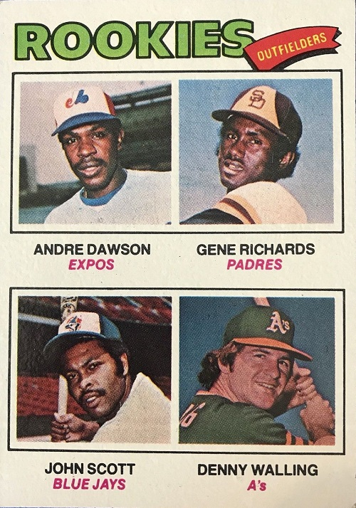 1977 Topps Baseball Cards 10 Most Valuable Wax Pack Gods