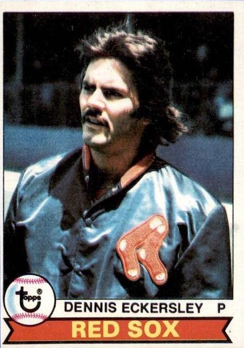 1979 topps Dennis Eckersley