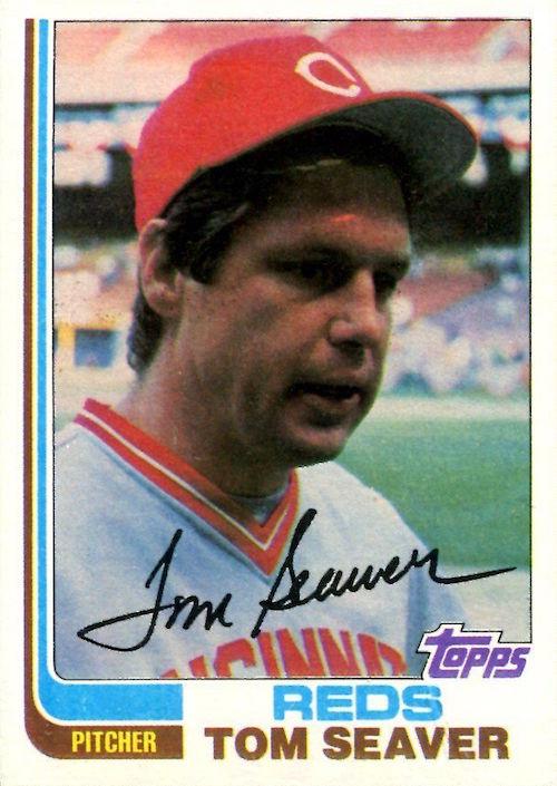 1982 topps tom seaver