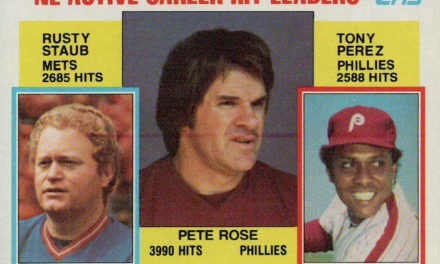 1984 Topps Baseball Cards – 10 Most Valuable