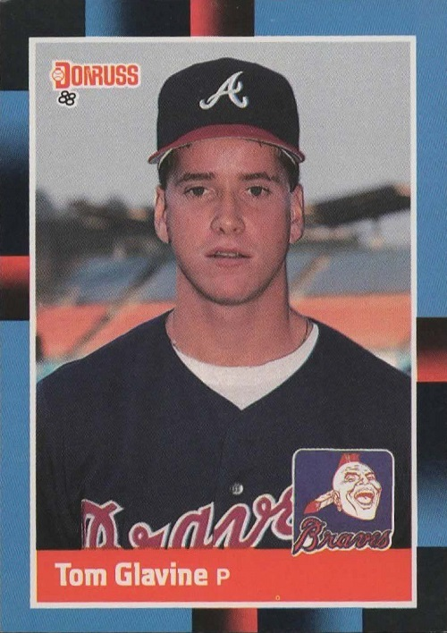 1988 Donruss Tom Glavine