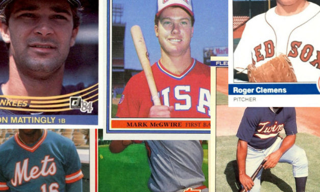 Best of the Boom: the 10 Most Valuable 1980s Baseball Cards