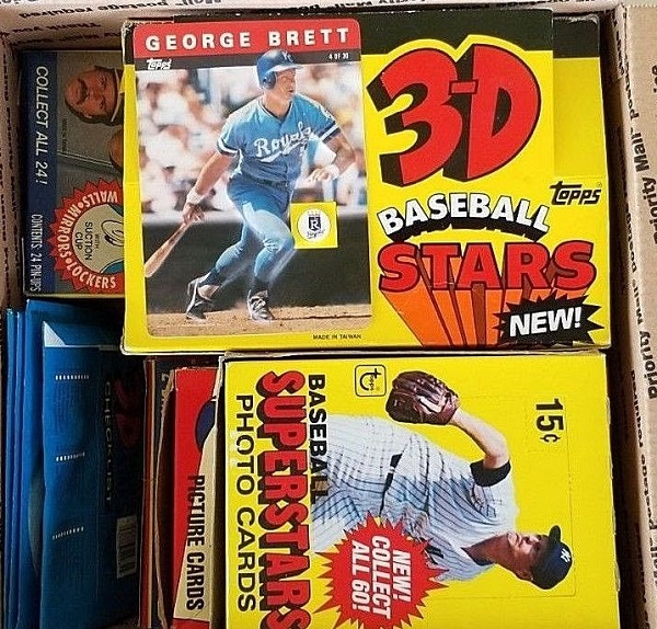 Oddball Baseball Cards