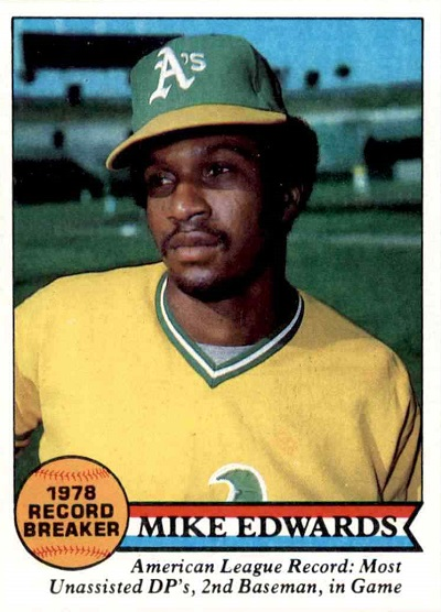 1979 topps 1978 record breaker mike edwards