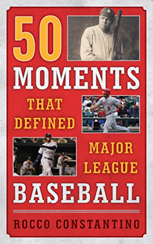 50 Moments that Defined Major League Baseball