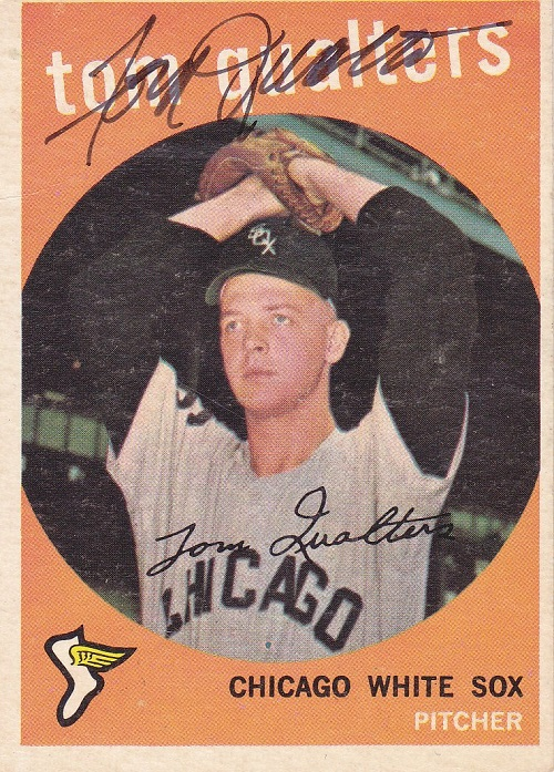 1959 Topps Tom Qualters