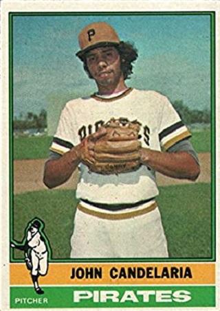1976 Topps John Candelaria