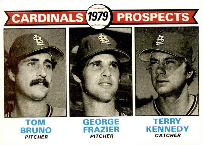 1979 topps terry kennedy