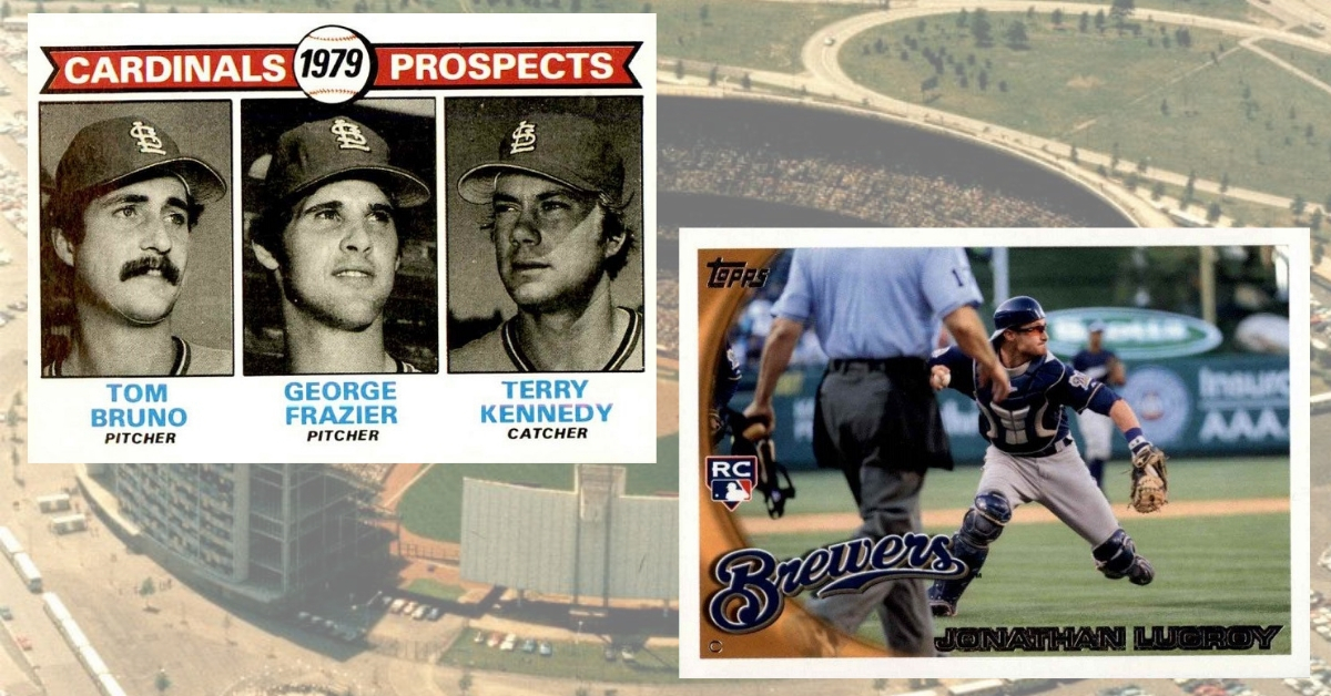 Rookie Card Showdown Jonathan Lucroy V Terry Kennedy Wax Pack Gods