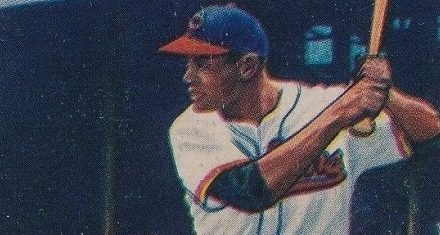 1951 Bowman Larry Doby Still Fires the Imagination