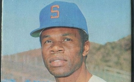 1970 Topps Super Tommy Harper Ushered the Seattle Pilots Out in Style