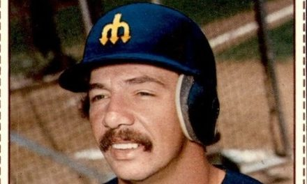 Bill Stein, the 1977 Hostess Seattle Mariners Guy